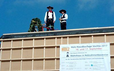Holz-HausBauTage Vechta 2017