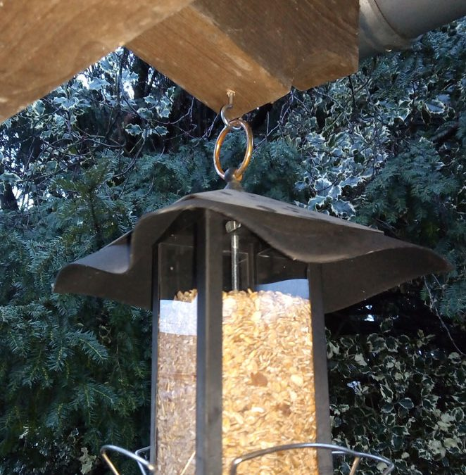 Vergrößerung eines Dachüberstandes mit ROFLEX 100